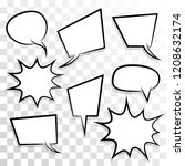 announces sketch idea...   Shutterstock .eps vector #1208632174