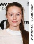 Small photo of LONDON, UK. October 21, 2018: Sigrid Solbakk Raabe at tthe BBC Radio 1 Teen Awards 2018 at Wembley Stadium, London.