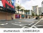 los angeles  june 5th  2018 ...   Shutterstock . vector #1208818414