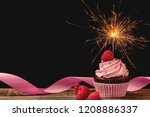 Delicious Birthday Cupcake Wit...
