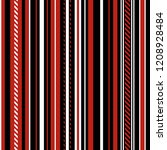 stripe seamless vector pattern. ... | Shutterstock .eps vector #1208928484