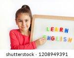 language education concept....   Shutterstock . vector #1208949391