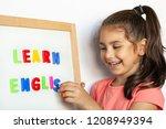 language education concept....   Shutterstock . vector #1208949394