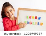 language education concept.... | Shutterstock . vector #1208949397