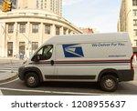 new york  usa   june 9  2018 ... | Shutterstock . vector #1208955637