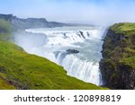 gulfoss  golden falls ...