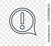 error message concept vector...