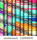 abstract colorful background | Shutterstock . vector #120900931