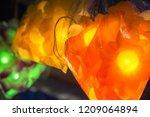 diwali led lights | Shutterstock . vector #1209064894