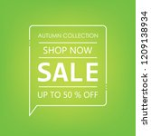 up to 50  off sale. shop now....   Shutterstock .eps vector #1209138934