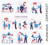vector illustrations of the... | Shutterstock .eps vector #1209144157