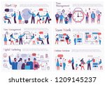 vector illustrations of the... | Shutterstock .eps vector #1209145237