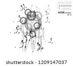 vector illustration of a...   Shutterstock .eps vector #1209147037