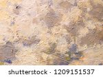 abstract background of oil... | Shutterstock . vector #1209151537