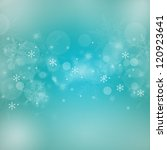 winter | Shutterstock . vector #120923641