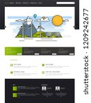 website design template...