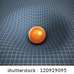 Gravity 3d Illustration  ...