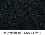 black jeans surface denim... | Shutterstock . vector #1209317947