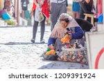 la paz  bolivia   july 02  2015 ... | Shutterstock . vector #1209391924
