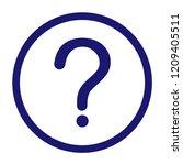 help  ui   ux icon vector... | Shutterstock .eps vector #1209405511