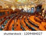 springfield  illinois  usa  ... | Shutterstock . vector #1209484027