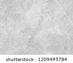 abstract distress floor  white... | Shutterstock .eps vector #1209495784