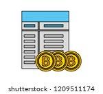 fin tech business   Shutterstock .eps vector #1209511174