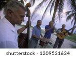 A Salsa Music Band On The Coast ...
