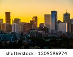 good morning colorful colorado  ... | Shutterstock . vector #1209596974