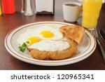 Chicken Fried Steak With...