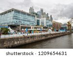 buenos aires  argentina   11... | Shutterstock . vector #1209654631
