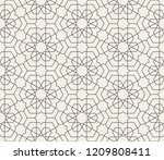 seamless linear pattern with...   Shutterstock .eps vector #1209808411