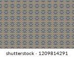raster illustration. seamless... | Shutterstock . vector #1209814291