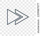 rewind concept vector linear...