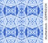 seamless pattern  abstract tie... | Shutterstock . vector #1209903154
