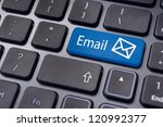 email concepts  with message on ... | Shutterstock . vector #120992377