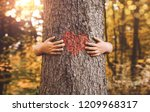 nature lover  close up of child ... | Shutterstock . vector #1209968317