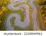 racing. extreme sports... | Shutterstock . vector #1210044961