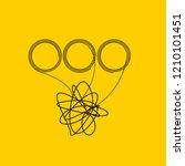 creative problem solving ... | Shutterstock .eps vector #1210101451