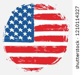 united states of america or usa ... | Shutterstock .eps vector #1210114327