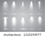scene illumination collection ... | Shutterstock .eps vector #1210193977