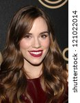 Small photo of Christa B. Allen at the Hollywood Foreign Press Association And InStyle Miss Golden Globe 2013 Party, Cecconi's, Los Angeles, CA 11-29-12