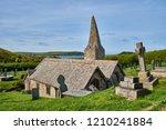 The 12th Century St Enodoc...