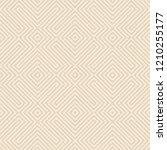 seamless diagonal stripes... | Shutterstock .eps vector #1210255177