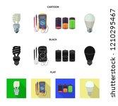 vector illustration of... | Shutterstock .eps vector #1210295467