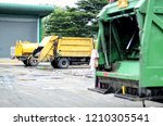 Truck Transportation Garbage....