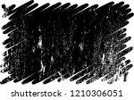 hand drawn scribble symbols... | Shutterstock .eps vector #1210306051