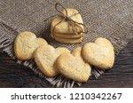 Heart Shaped Shortbread Cookies ...