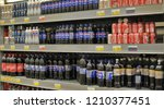russia  st. petersburg 03 04... | Shutterstock . vector #1210377451