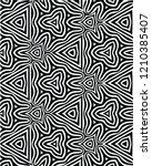 modern abstract optical... | Shutterstock .eps vector #1210385407